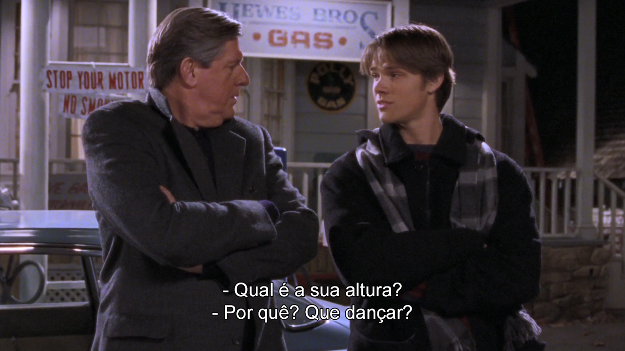 2x12 - Richard in Stars Hollow / Warner Bros. Television